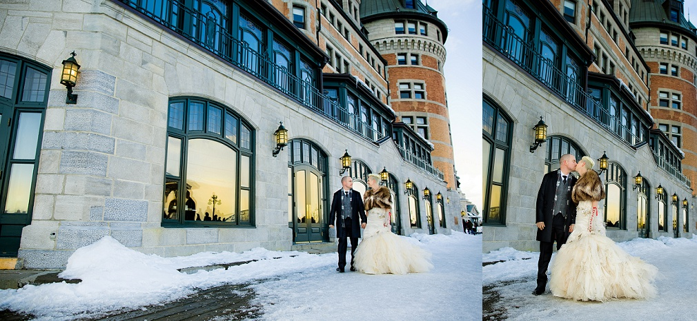 best quebec city wedding photography studio