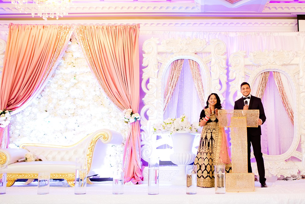 Calgary alberta indian wedding photography Empire banquet hall