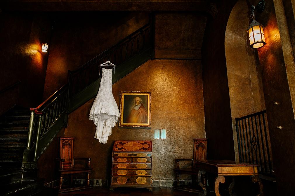 Fairmont Le Chateau Frontenac wedding