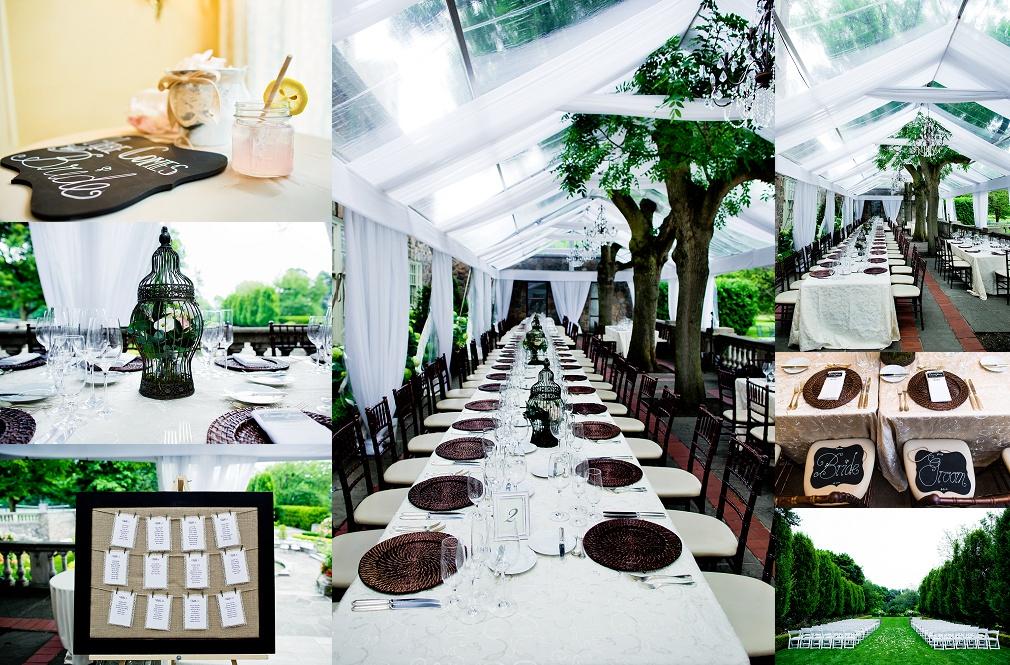 gradyon hall manor wedding reception