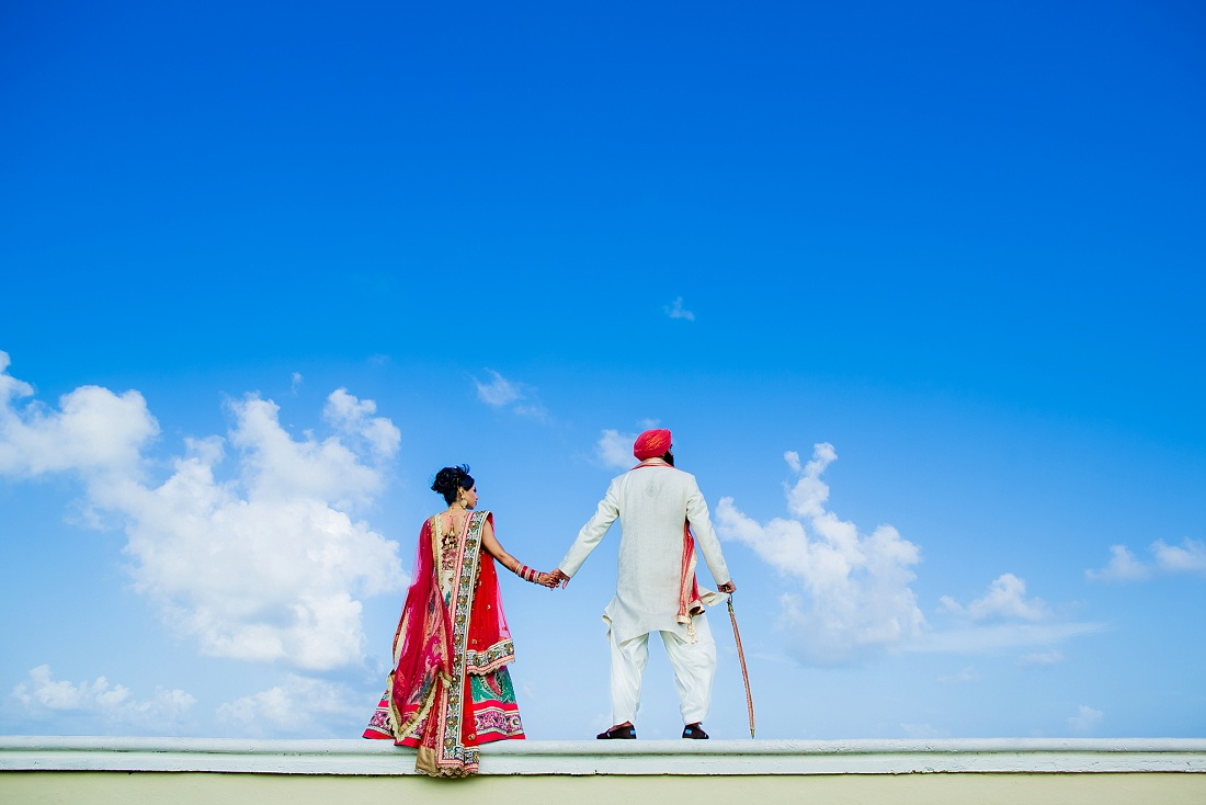 Hindu South Asian marriages in Mexico