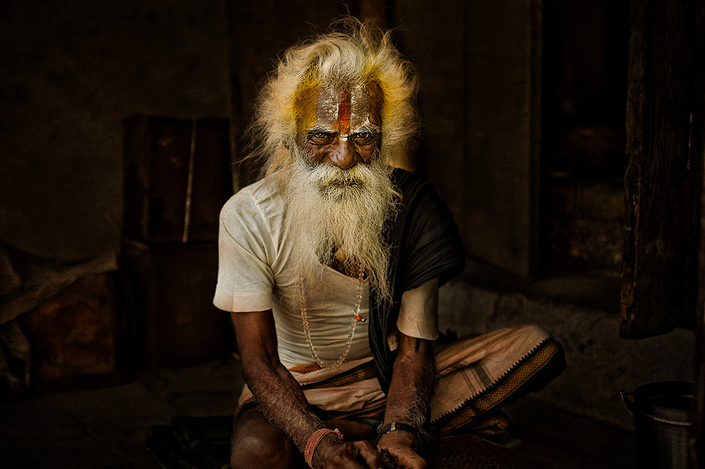Portraits from India