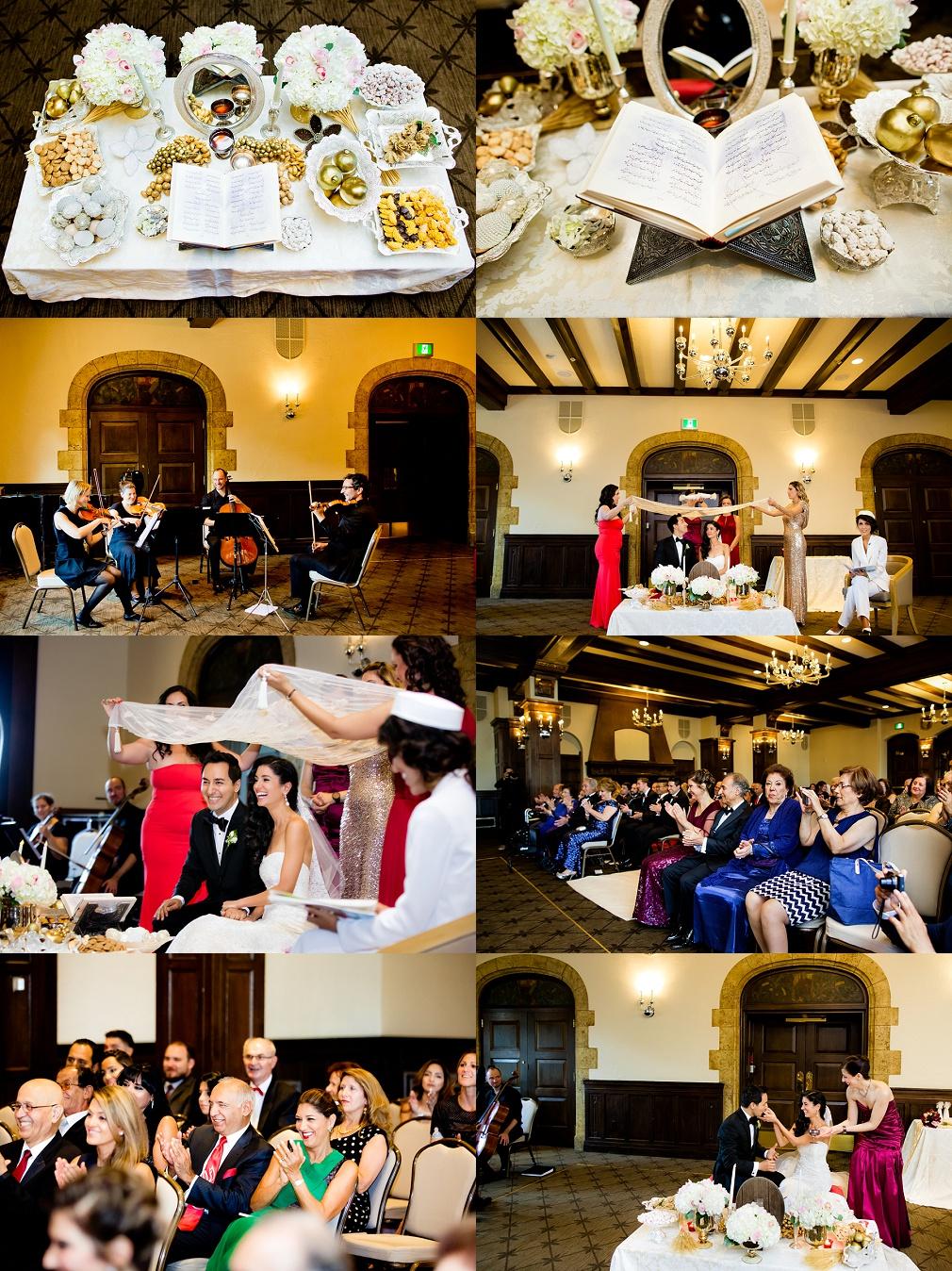Le Chateau Frontenac weddings
