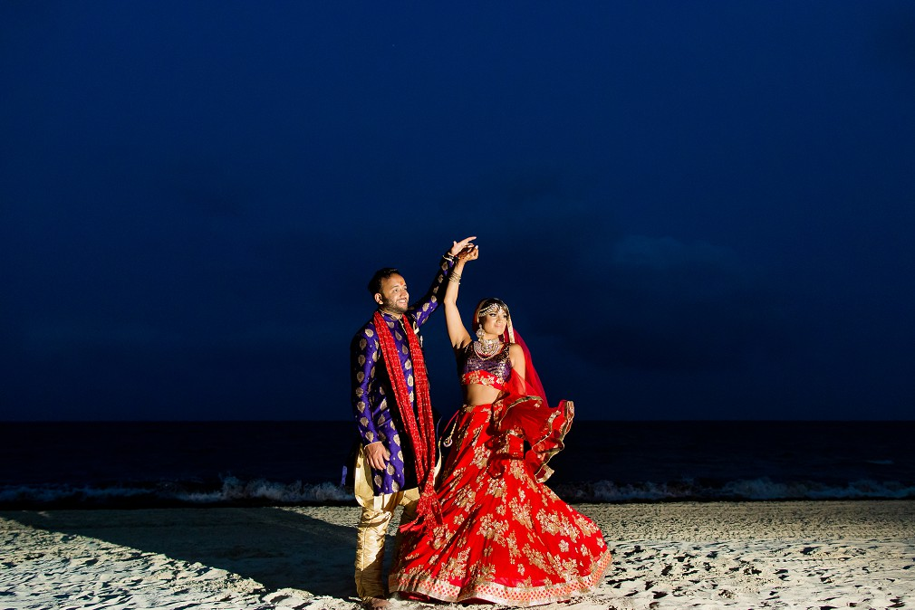 luxury indian weddings mexico