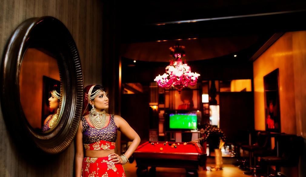 luxury resort indian wedding mexico