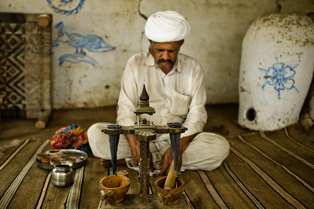 Opium ceremonies India