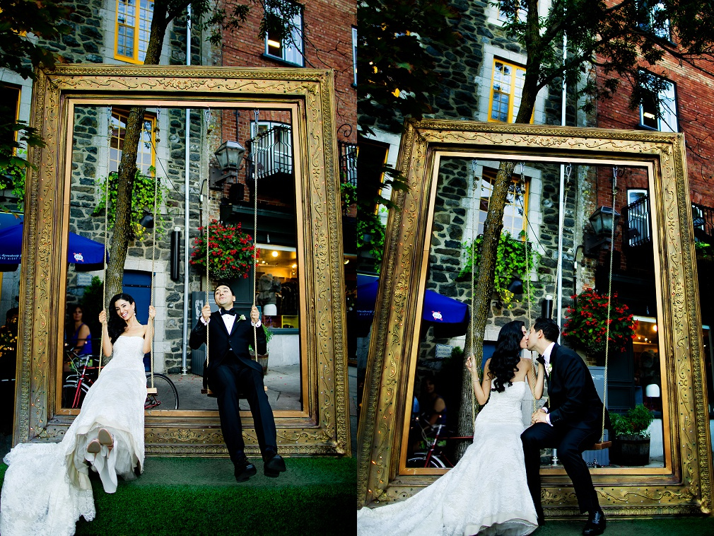 Stunning Quebec Persian weddings