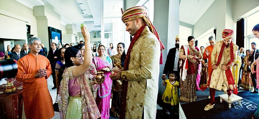 Sikh religious ceremony Toronto Canada