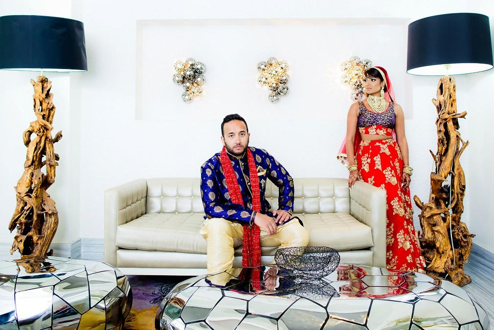 south asian vendors for mexico weddings