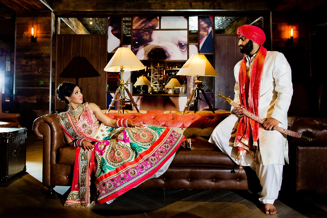 Toronto Indian wedding reception halls and venues