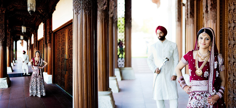 Toronto Sikh indian wedding photography