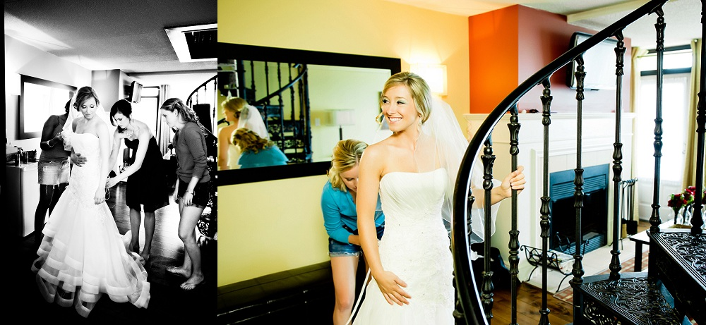 wedding photography at hockley valley